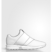 mi ZX Flux slip on - graphics of the world