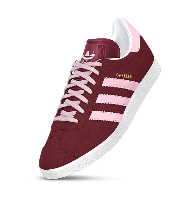 1bbb08e39bde Personalised Adidas Gazelle – A Pair You Can Call Your Own - Airfrov ...
