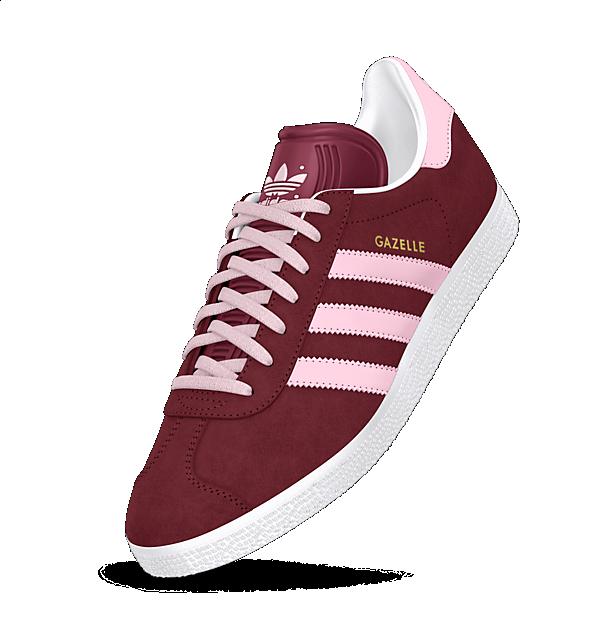 personalised Adidas Gazelle