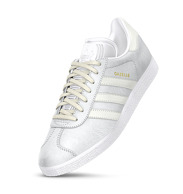 5719b49db5d0 Personalised Adidas Gazelle – A Pair You Can Call Your Own - Airfrov ...